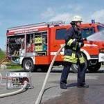 День пожарной охраны отмечает Россия