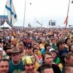 Рок-фестиваль «Нашествие» дополнят патриотическим элементом